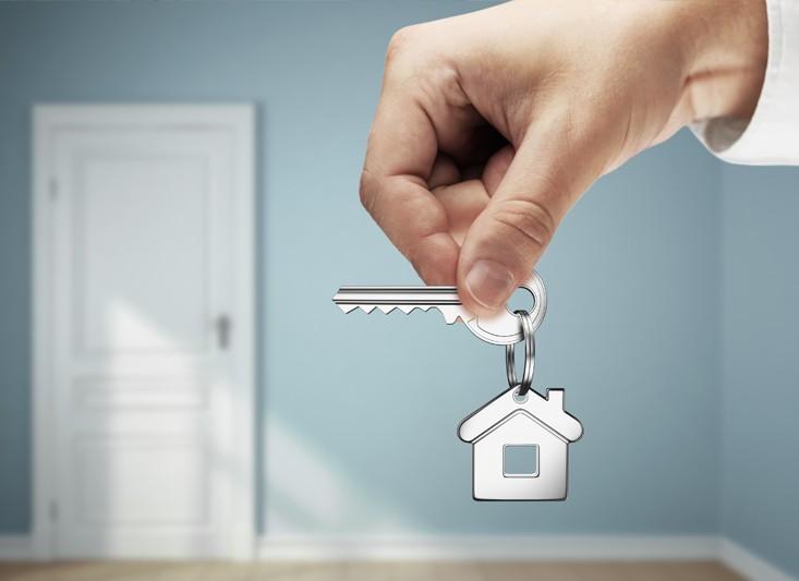 Woning verkocht en sleutel eerder afgeven?