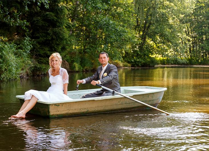 Huwelijksbootje 1